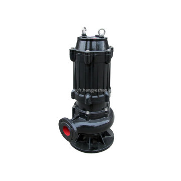 pompe submersible pour sable de rivière