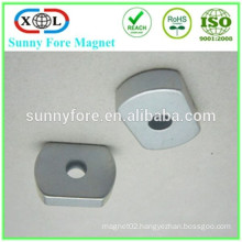 factory making strong special shaped magnet