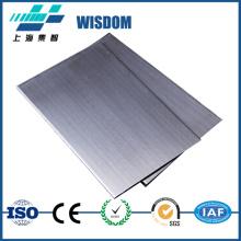 Placa de liga de cobre de níquel Monel K500