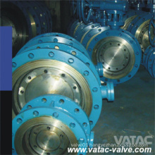 High Performance Double Flange Butterfly Valve
