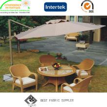 PU beschichtet, 100 % Polyester gewebt 300 * 300d Sonnenschirm Regenschirm Gewebe mit Anti-UV