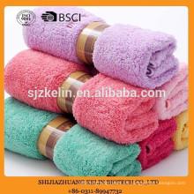 venta caliente toalla de microfibra a granel super barato
