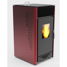 Pellet Stove-Fps-02-Red