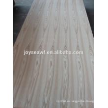 Madera contrachapada de madera de teca 15mm / 16mm / 18mm madera de madera contrachapada E1 E2 E0