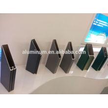 Алюминиевая алюминиевая занавесная стена в строительном стекле