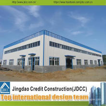 Fast Instal Steel Structure Factory Building/High-Rise Steel Structure Workshop/