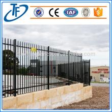 Australien Standard gute Qualität Garnisonsicherheit Fechten, Modelle von Gates und Eisen Zaun