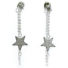 Fashion Star Jewelry for Woman 925 Silver Earring (E6505)