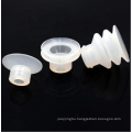 Custom small clear industrial rubber suction cup