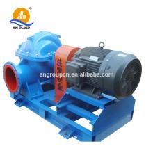 systèmes d'irrigation de ferme de machine de pompe à eau d'aspiration double