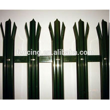 Different color Commercial Security Ornamental Fencing
