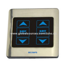 Smart hotel light switch Hotel touch screen room status switch with energy-saving power