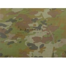Tissu de camouflage antistatique en polyester pour l'Australie