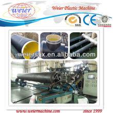 Linha de produção de tubos Krah
