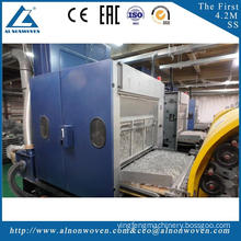 highly stable ALGM-2000 electromagnetic vibrating feeder embedding materials for automobiles clothes carpets with CE certificate