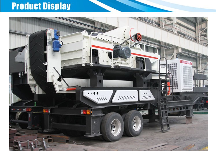 Jaw crusher plant 1