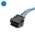 Manufacturer customized electric bicycle wire harness wiring cable assembly