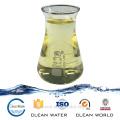 Poliamina para assistente de fabricação de papel para demulsificação de tratamento de água potável