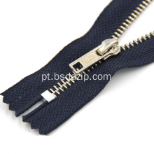 RIRI Quality Metal Stainless Steel Zipper para saco