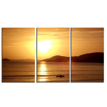 Beautiful Seascape Canvas Printing on Canvas for Hotel Decoration
