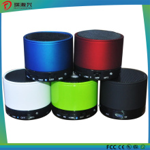 Metal Cover Portable Wireless Bluetooth Speaker