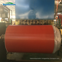high elongation sbr nr red rubber sheet
