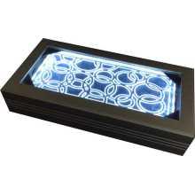 Solar Park Road Square Underground Brick Lamp Light with Fashion Design