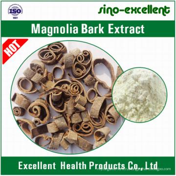 Натуральный порошок экстракта коры магнолии путем экстракции CO2