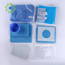 Disposable Dental Kit With Surgical Pictures And Names