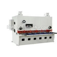 Machine de coupe à guillotine usée