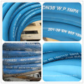 Max Working Temperature 160 Degree Centigrade Wire Reinforced Heat Transfer Oil Hose