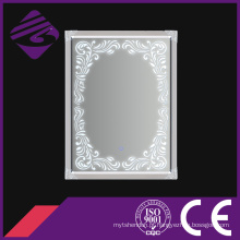 Jnh274ss Novo Estilo Rectangular Emoldurado LED Backlit Glass Glass Mirror