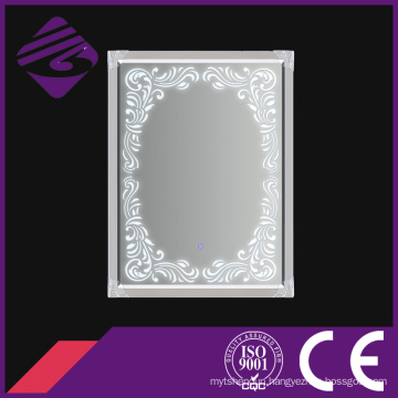 Jnh274ss New Style Rectangle Framed LED Backlit Glass Bathroom Mirror