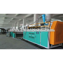 PE, PP, EVA, TPU plastic film roll making machine