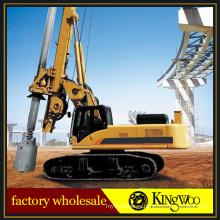 Plataforma de perforación rotatoria hidráulica de la correa eslabonada móvil en venta