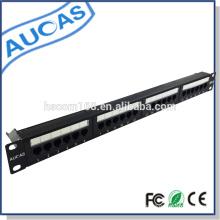 Faser-Optik-Patch-Panel / krone Keystone-Buchse Patch-Panel / Kronen-Patch-Panel