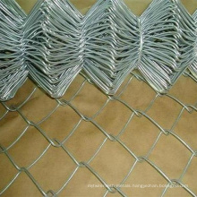 Galvanized Diamond Wire Mesh/Chain Link Fence