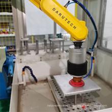 Schleifsystem Für Toilettendeckel aus poliertem Kunststoff