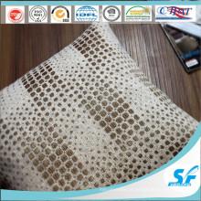 Poliéster estilo europeu bordar almofada para cobrir almofada do hotel