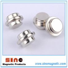 Редкоземельный неодимовый магнит
