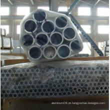 Extrusão Tubo de alumínio / tubo redondo / tubo rectangular / tubo quadrado