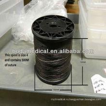 Высококачественный ветеринарный хирургический шовный материал