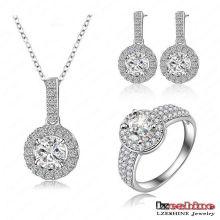 Ensemble de bijoux à la mode pour femmes mariées (CST0026-B)