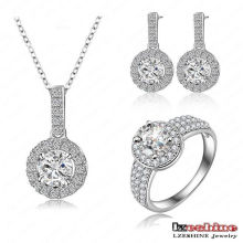 Fashion Brand Jewelry Set for Wedding Women (CST0026-B)