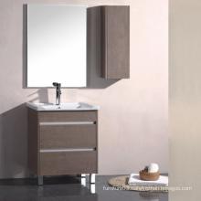 Melamine Surface Bathroom Vanity with Good Quality