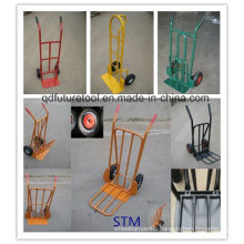 Hand Trolley, Heavy Duty, Two Wheels, Plateform Truck, Cart Ht1805, Ht1312, Ht1827, Ht1102, Ht1813, Ht1826