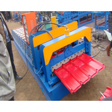 Dx Roof Panel Cold Roll Forming Machine