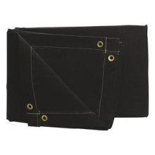 2400NPBLB Neopren Coated Fiberglass Fabrics Welding Blanket