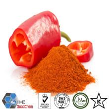 Poudre de paprika doux séchée en vrac biologique de haute qualité à bas prix