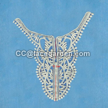 Embroidery Chemical Lace Motif